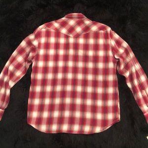 Lucky brand -Santa Fe Western Shirt